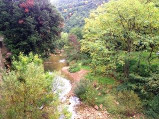 Rennes-le-Bains es una población fuertemente vinculada al agua. El agua fue muy importante en este trabajo.