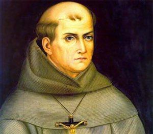 Fray Junípero Serra, natural de Petra Mallorca y fundador de las misiones en California