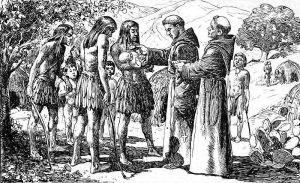 """Los misioneros franciscanos en California creían que las tribus indígenas eran """"unos pobres salvajes necesitados de la mano de dios"""". Vaya grandísimo error. Los indios autóctonos llevaban miles de años sobreviviendo en equilibrio con la naturaleza"""