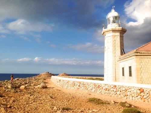 Los faros de Menorca fueron la pieza clave del trabajo de armonización