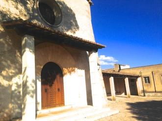 El oratorio de Ntra. Sra. de la Consolaión en sant Joan fue el centro de todo el trabajo de armonización de los vórtices energéticos de Mallorca