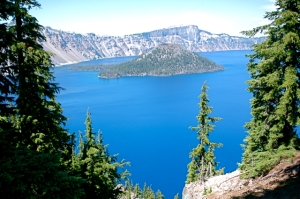 Crater lake - Oregon US