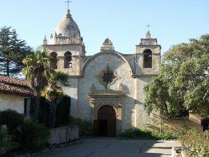 Misión San Carlos Borromeo, California.