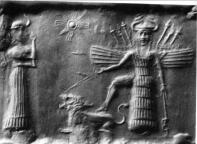 Estrella de Innana o Ishtar