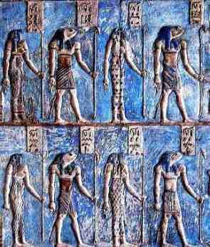 La Ogdóada Egipcia