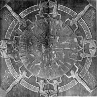 Zodíaco de Déndera