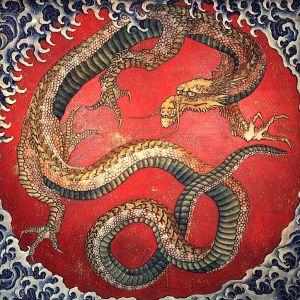 Dragón cultura Japonesa