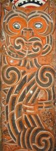 Dragón Taniwha, Nueva Zelanda